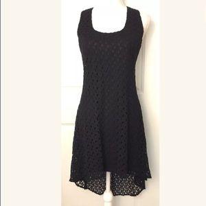 Nordstrom As U Wish Sleeveless Lace Dress